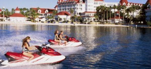 Walt Disney World jetski - Image retrieved from wdwinfo.com