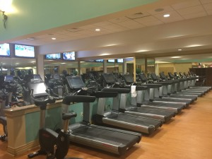 Fitness Center at Saratoga Springs Resort and Spa