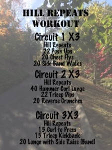 HillRepeatWorkout