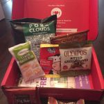 Love with Food Box April Review